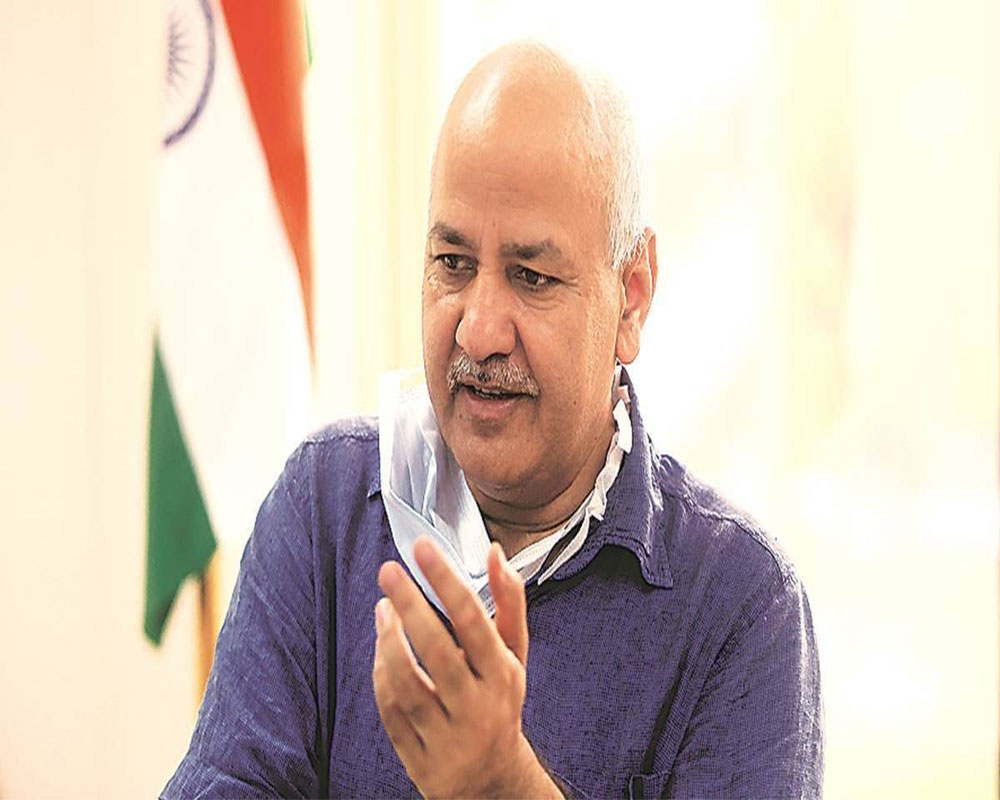 Ensure adequate vaccine supply instead of preventing states from sharing stock info: Sisodia to Centre