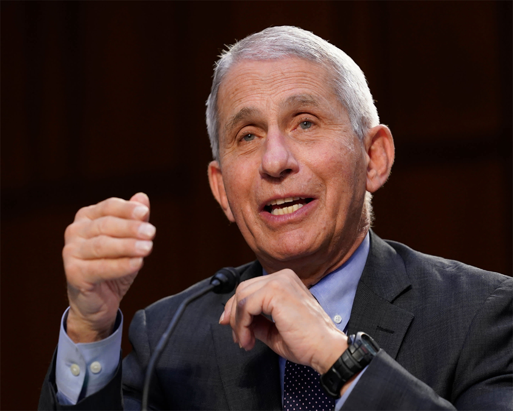 Fauci's advice to India: Clamp nationwide lockdown, go for massive vaccination drive