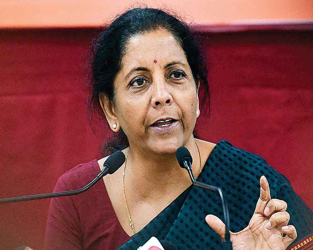 Govt to withdraw cut in interest on small savings: Finance Minister
