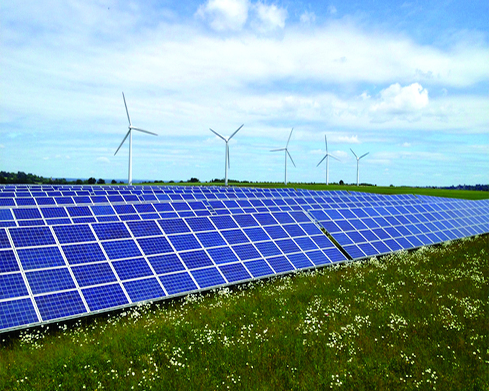 Green energy as the next growth propeller
