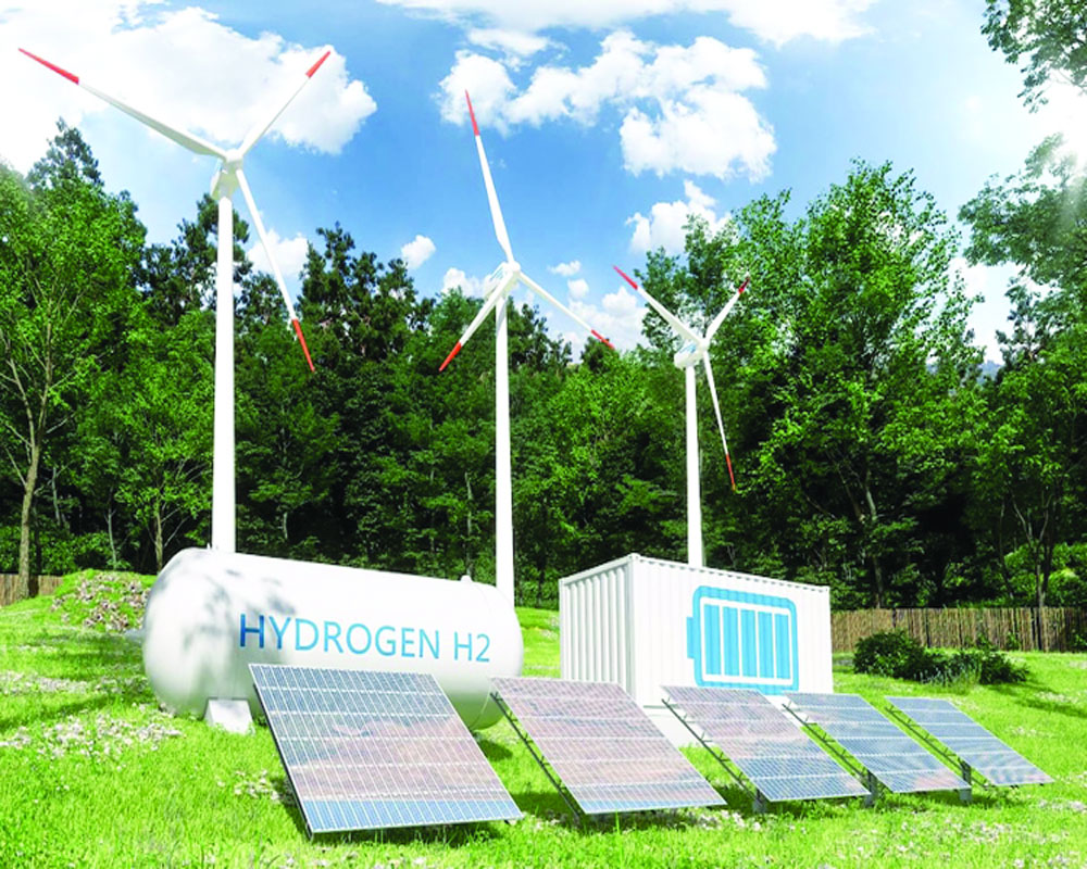 Green hydrogen: Viable solution for future energy needs
