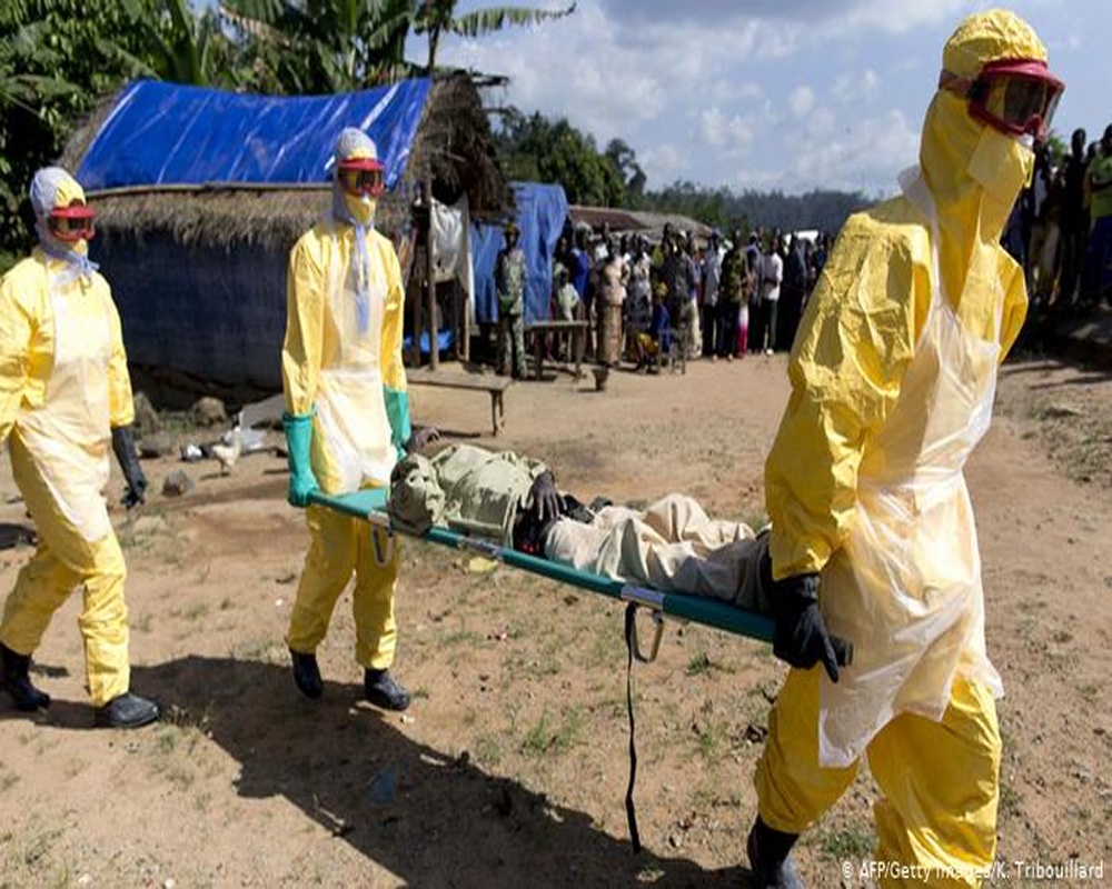 Guinea declares end to latest Ebola outbreak that killed 12