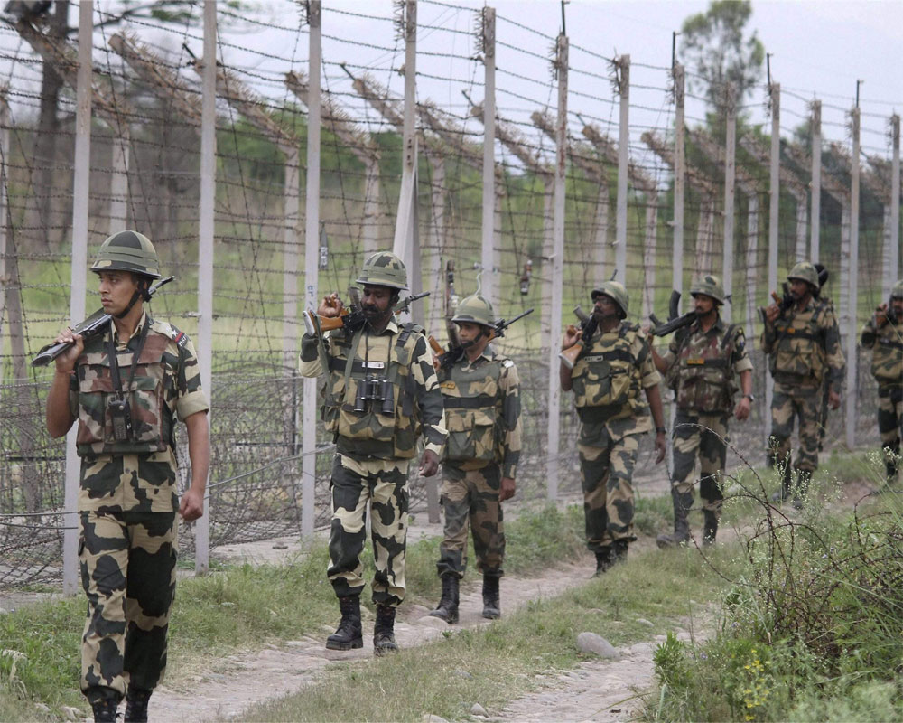 Guns silent at LoC, but Pak continues to sponsor terror activities in J&K