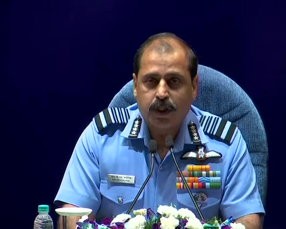 IAF on 24X7 readiness to help in COVID-19 relief operations: Bhadauria tells PM