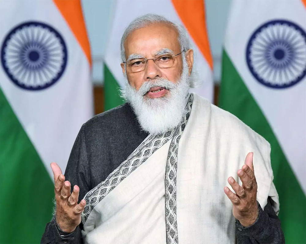 India at forefront of initiatives to prevent non-communicable diseases: PM Modi