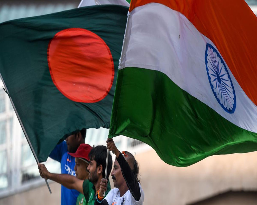 India-Bangladesh agree to enhance fight against global terrorist groups