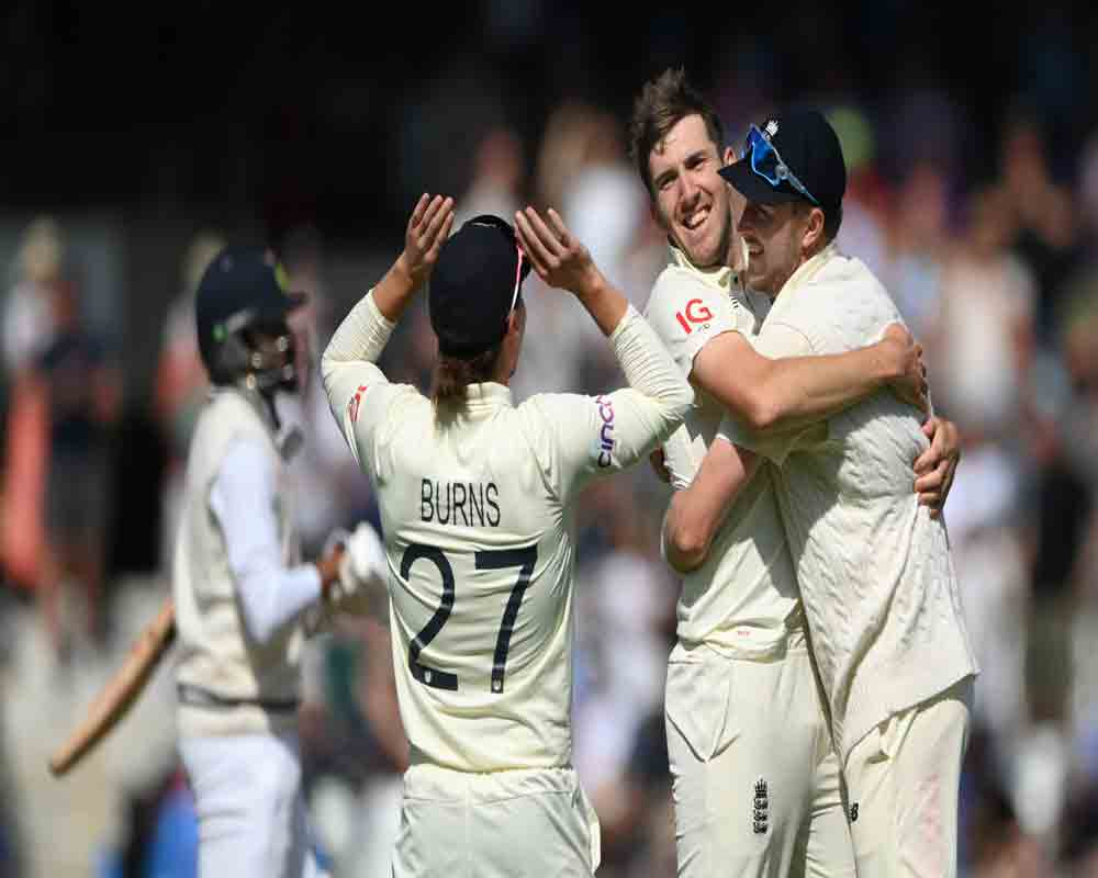 India lose third Test by an innings and 76 runs against England