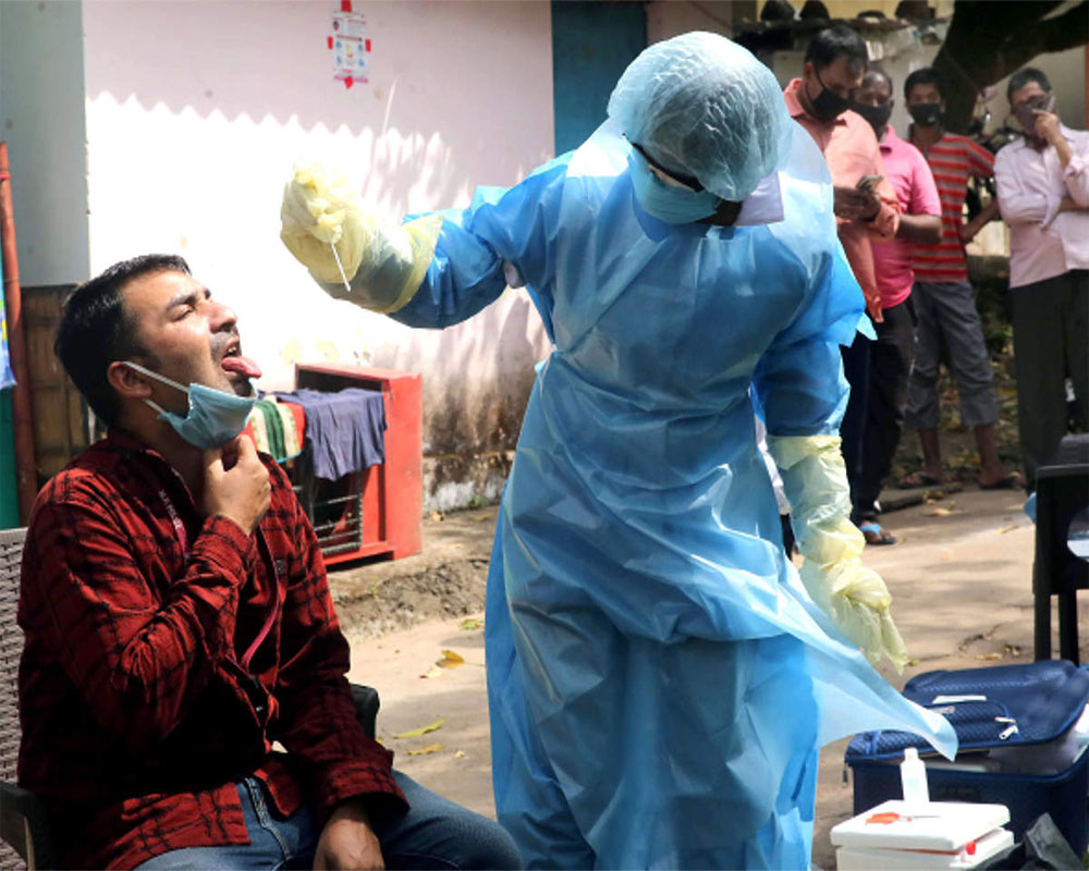 India records 70,421 COVID-19 cases, lowest in 74 days; 3,921 deaths registered