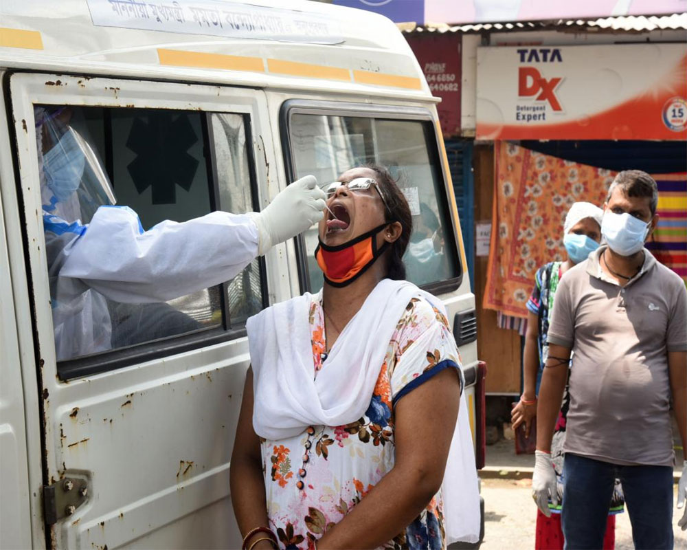 India reports 2,11,298 COVID-19 cases, 3,847 deaths