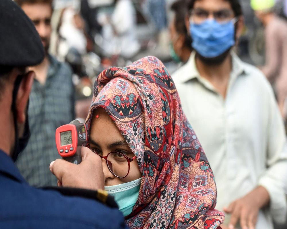 India's COVID-19 caseload rises to 1,04,66,595 with 16,311 fresh infections