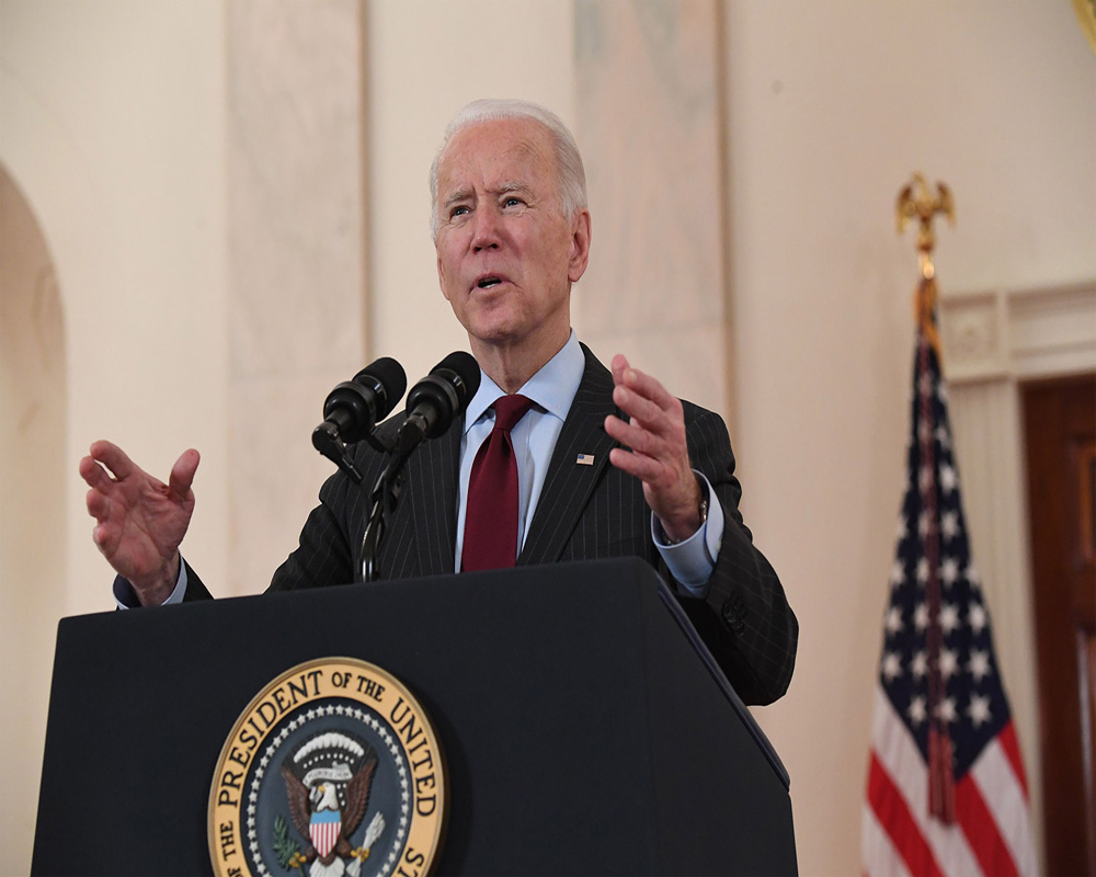 Indian-Americans taking over US, says Biden as they keep getting  key positions