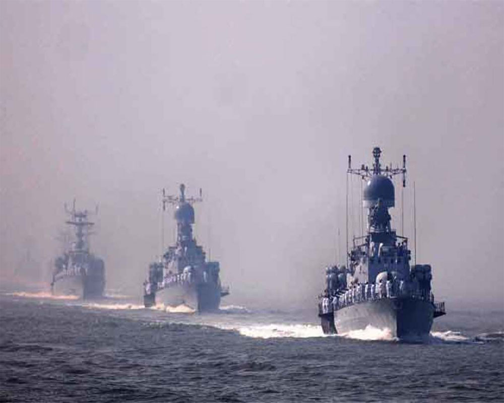 Indian Navy to conduct two-day mega drill from Tuesday