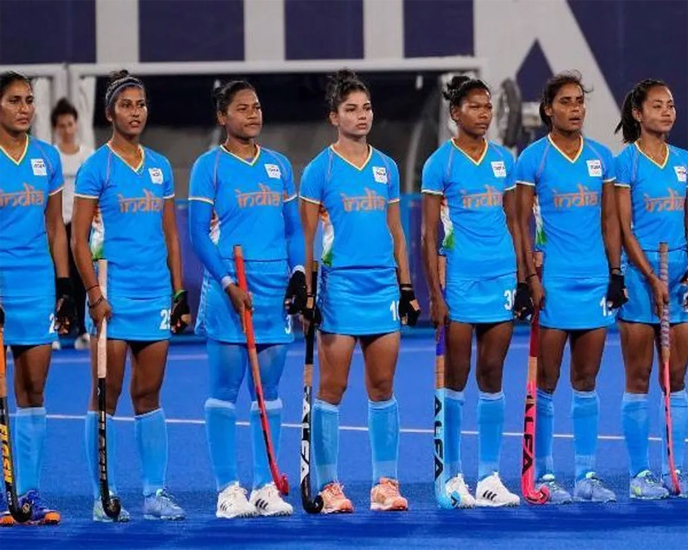 Indian women's hockey team loses third successive match at Olympics