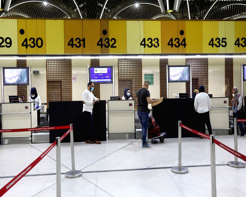 Iraq bans travel to 20 countries