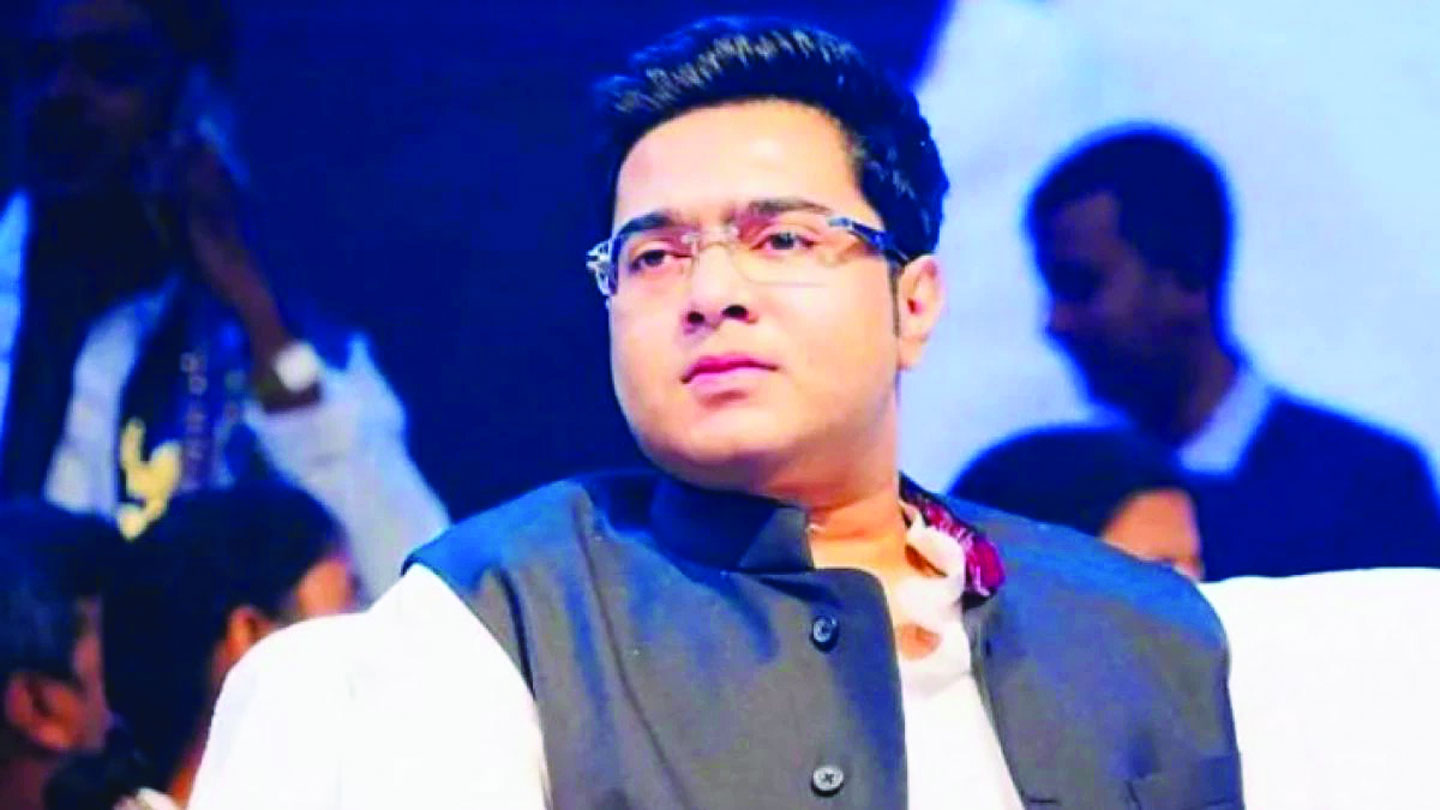 It's all in the family: Mamata's nephew now number 2 in TMC