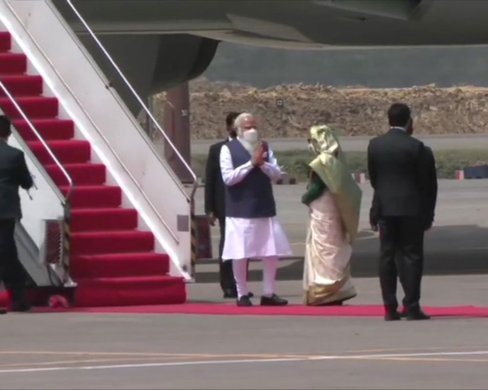 It's time to chart a bold ambition for partnership between India, Bangladesh: PM Modi