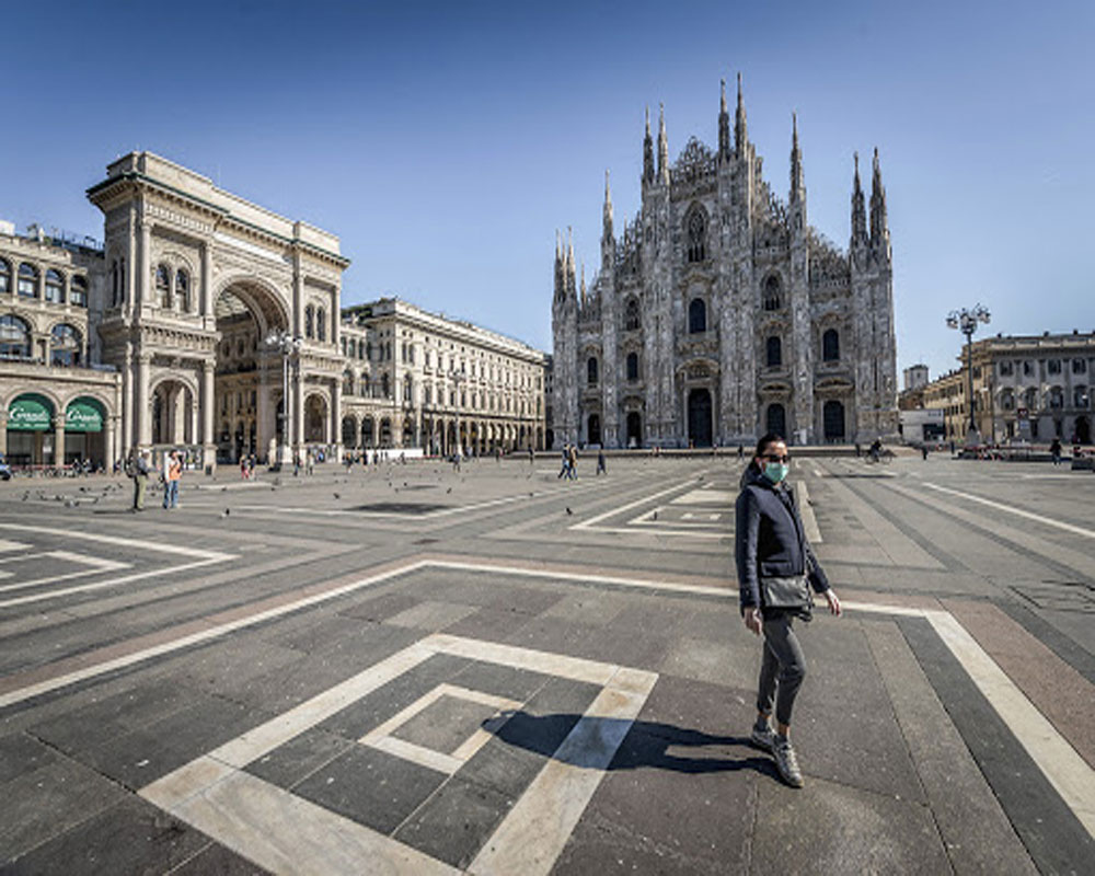 Italy returning to lockdown year after Covid outbreak