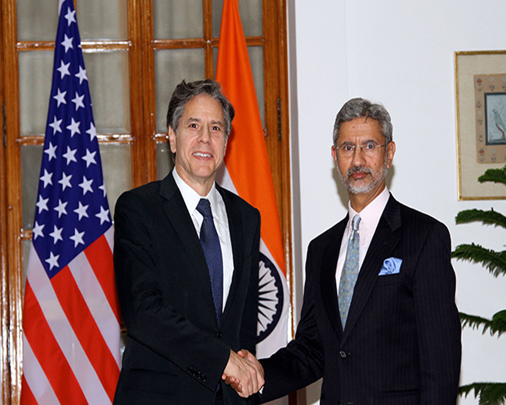 Jaishankar holds talks with US counterpart Blinken in UK; discusses COVID-19, Indo-Pacific