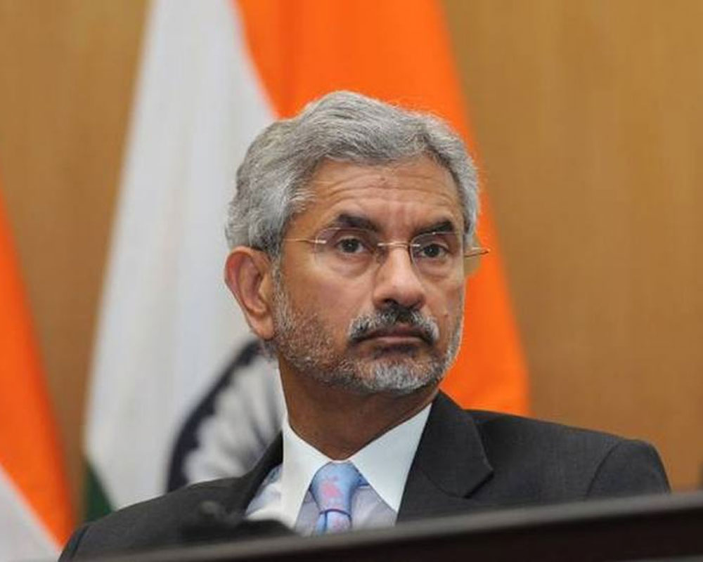 Jaishankar to join G7 ministers to agree on action against threats to democracy
