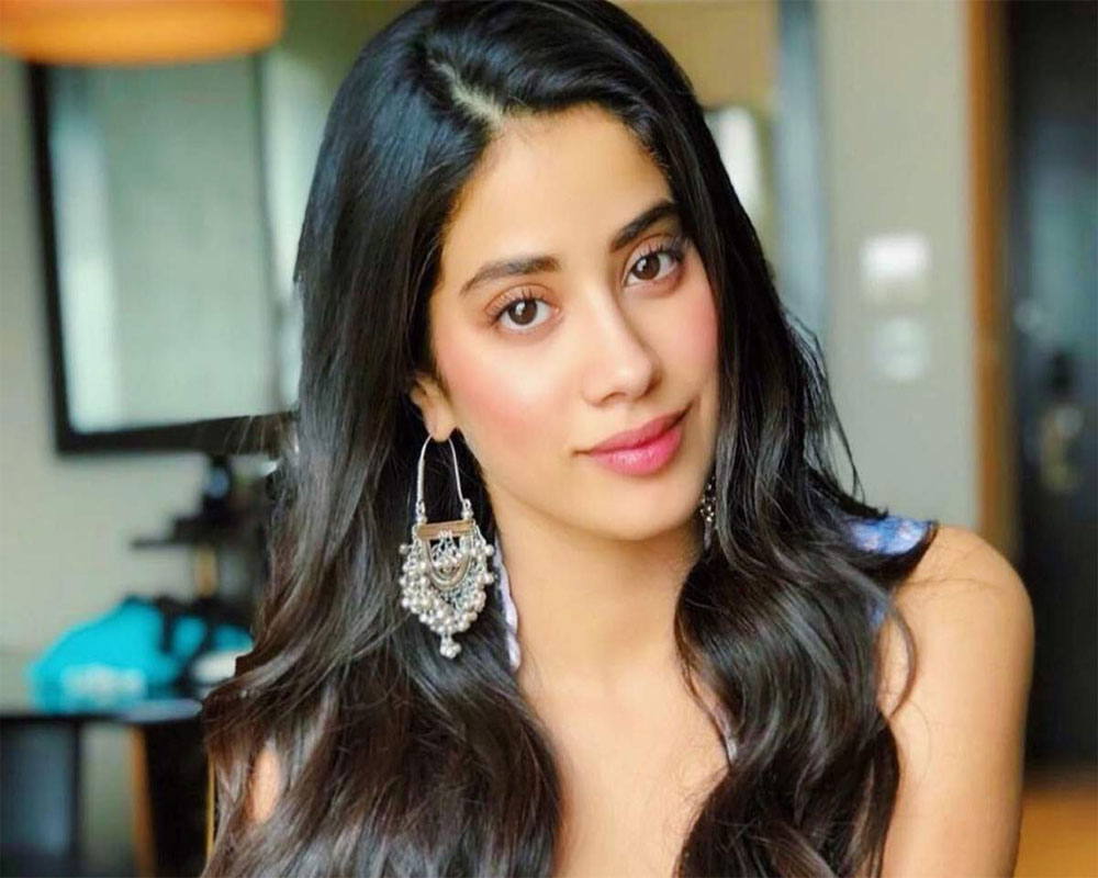 Janhvi Kapoor completes filming for 'Good Luck Jerry'