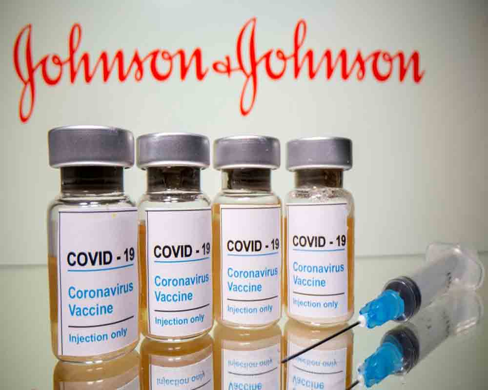 Johnson & Johnson says committed to bringing its COVID vaccine to India