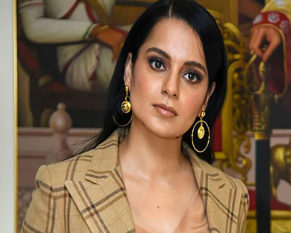 Kangana talks about a 'jilted obsessed lover' and paid smear campaigns