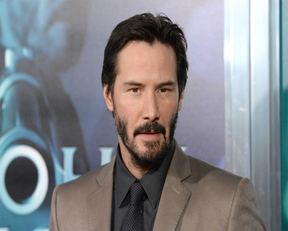 Keanu Reeves to produce, star in live action adaptation of 'Brzrkr'