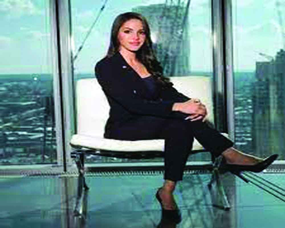 Know mystery woman  linked with fugitive  Choksi's kidnapping