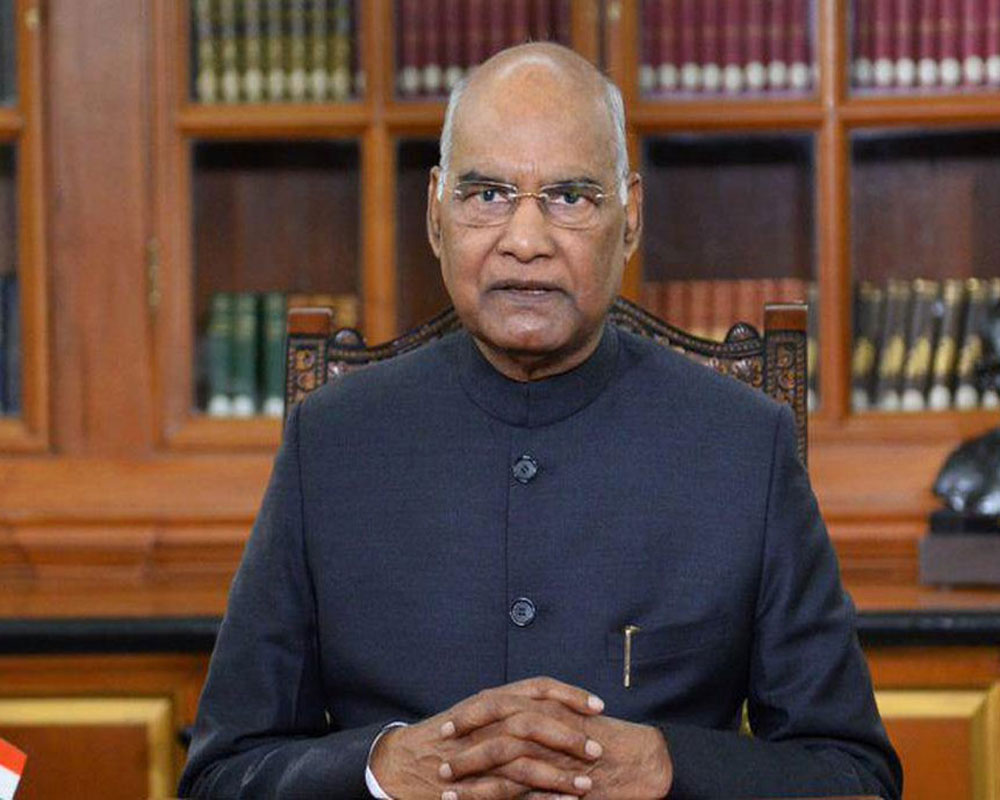 Living in harmony with nature has been at centre of Indian ethos: President on World Environment Day