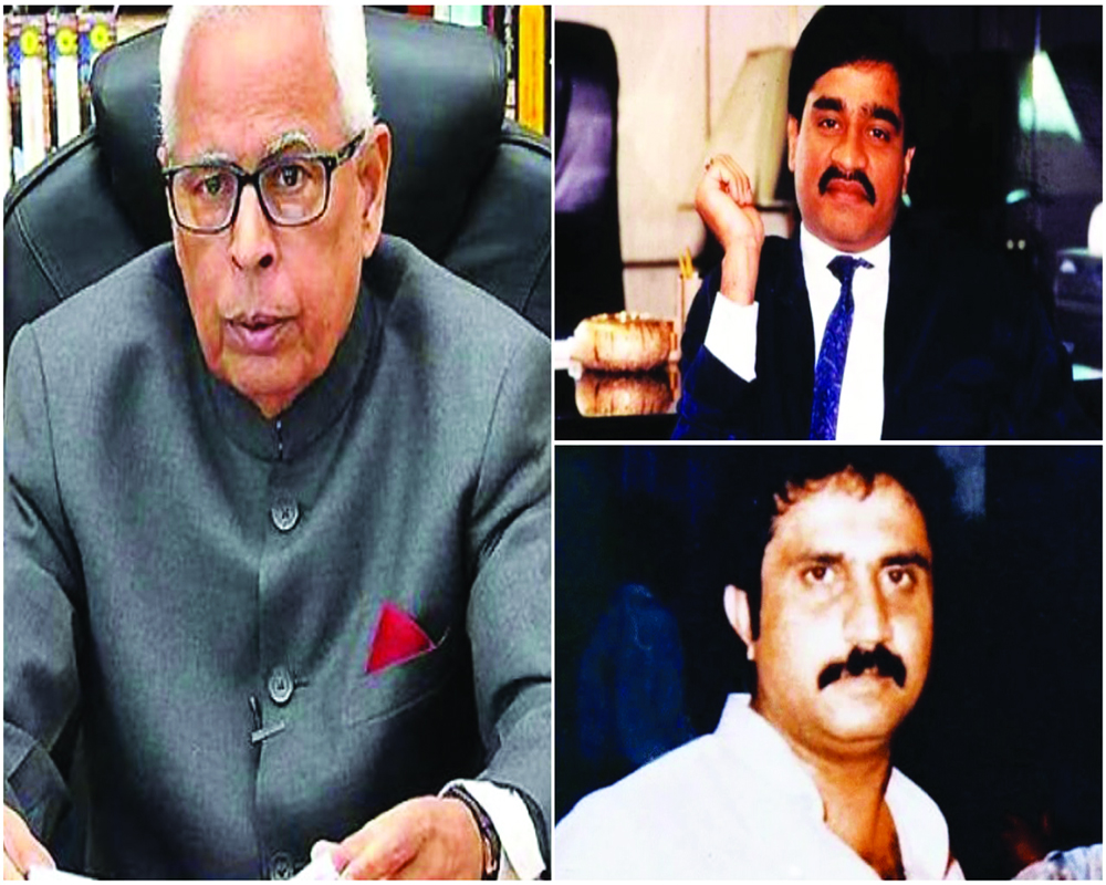Maha mess due to blocked Vohra report annexures