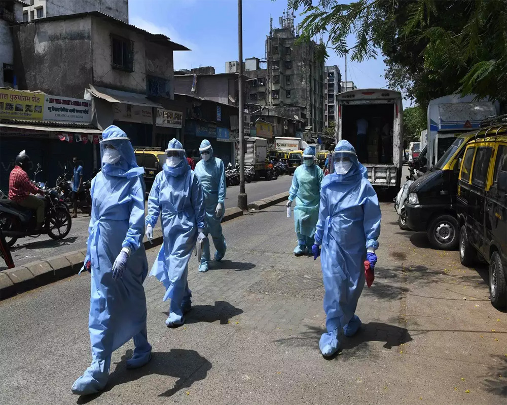 Maharashtra: 479 new COVID-19 cases in Thane, 5 more deaths