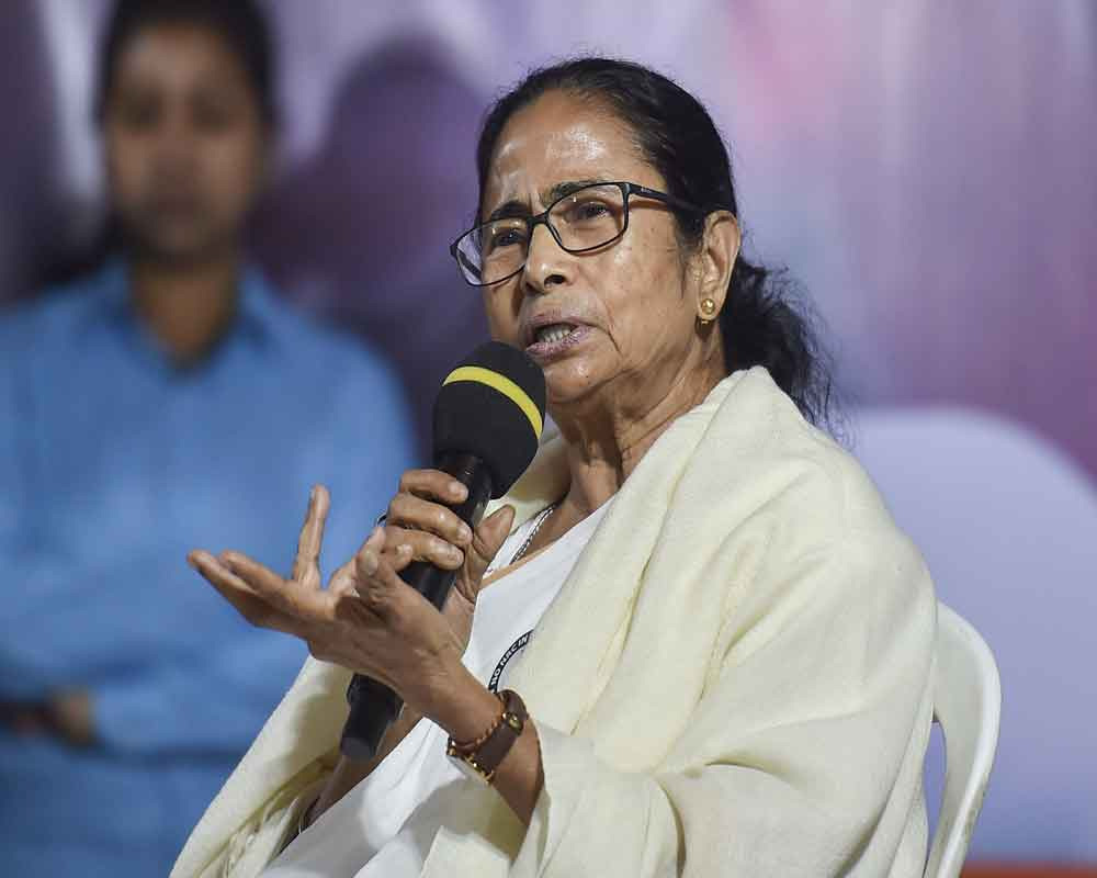 Mamata to stage dharna in Kolkata to protest EC's decision