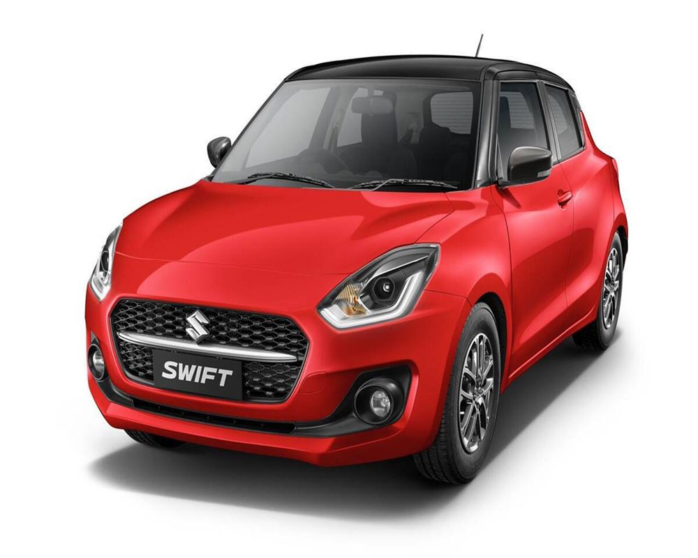 Maruti drives in new Swift with price starting at Rs 5.73 lakh