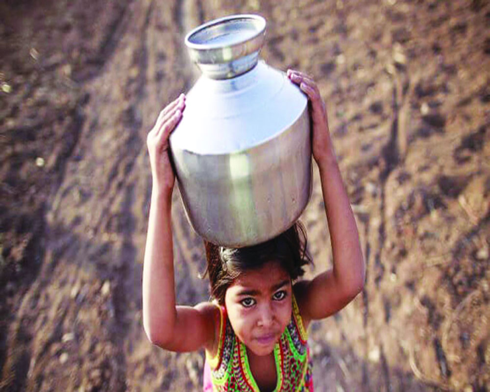 Meeting the challenges of urban water supply in India