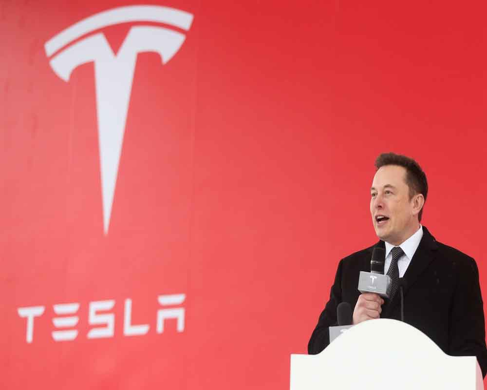 Musk wants to bring Tesla to India, blames high import duties
