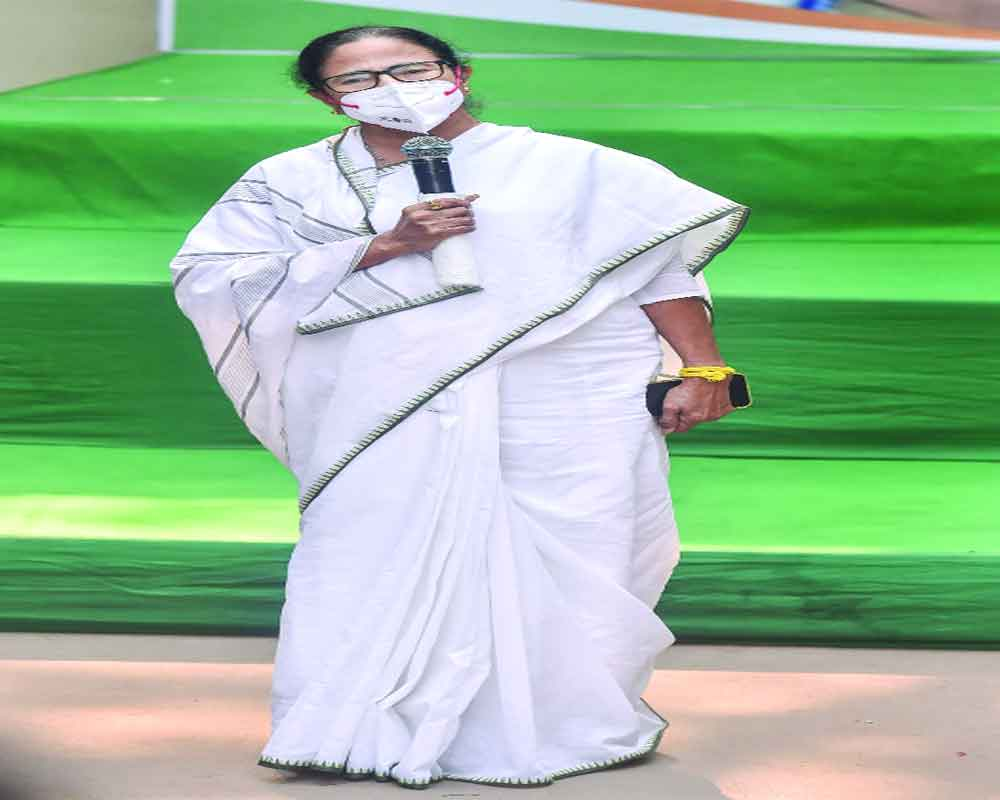 Nandigram recount was stopped at gunpoint, will move court: Mamata
