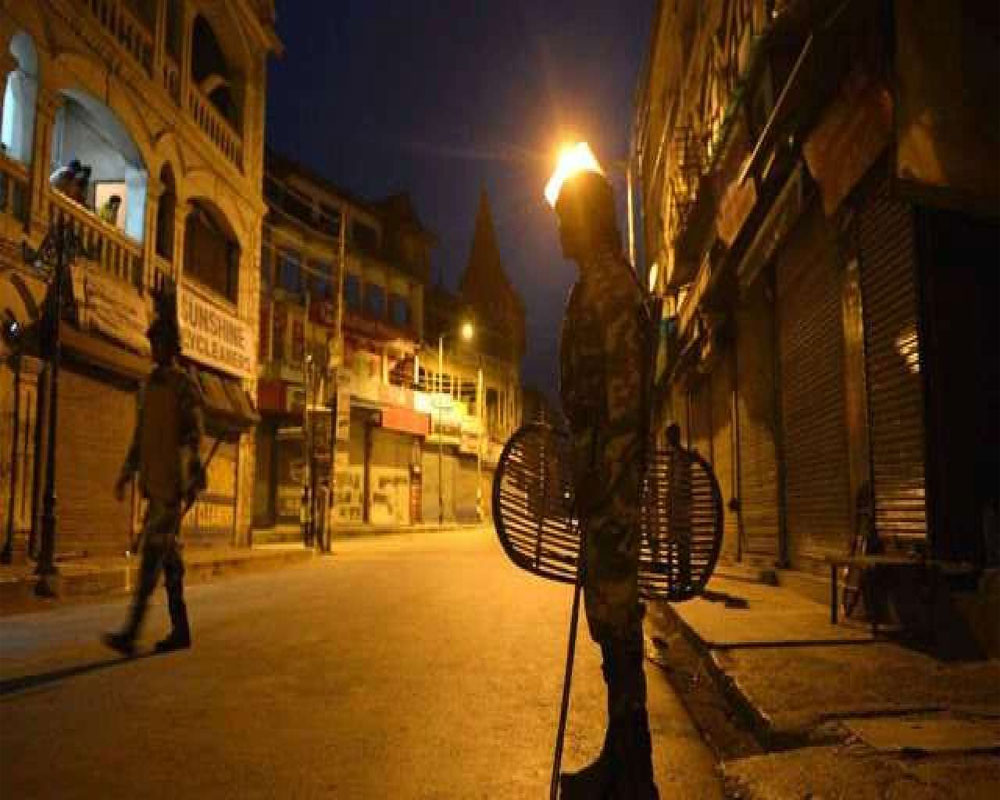 Night curfew in Maharashtra from Sunday in view of rise in COVID-19 cases