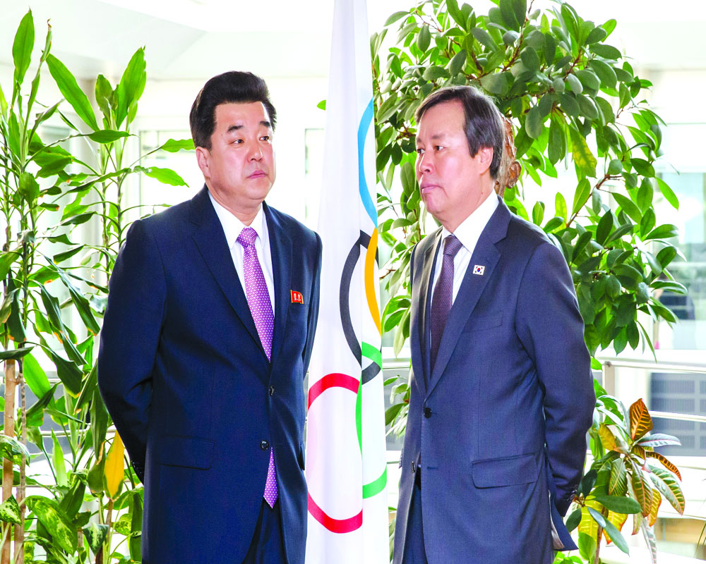 No Olympic participation: Kim's message for Biden