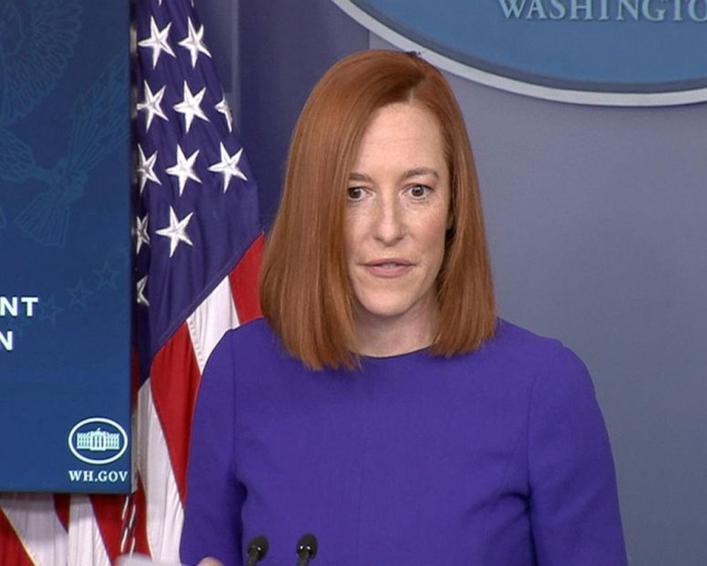 Not aligned with US view of freedom of speech: WH on online posts dropped after Indian govt order