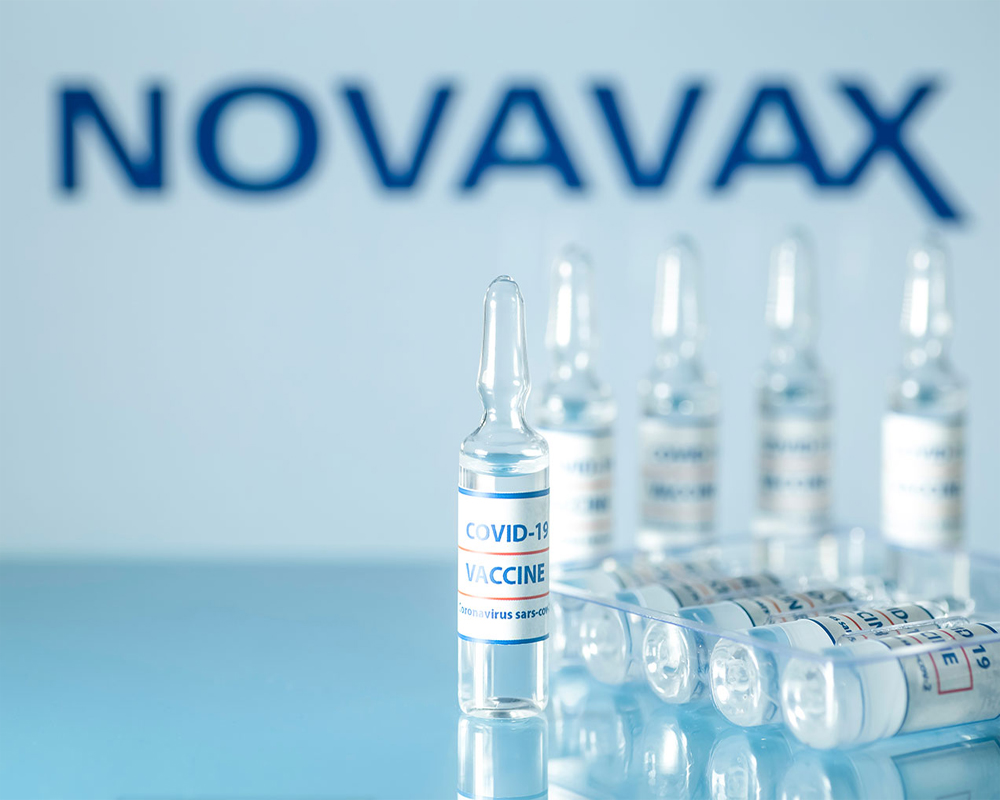 Novavax: Large study finds COVID-19 shot about 90% effective