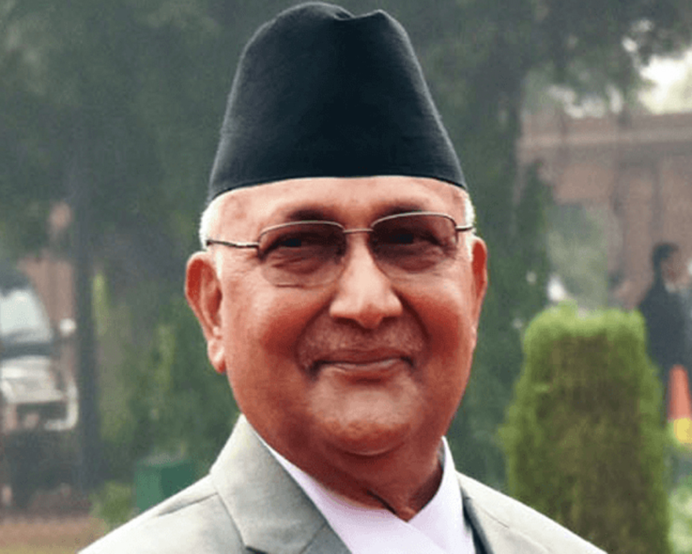 Oli set to be sworn in as Nepal Prime Minister