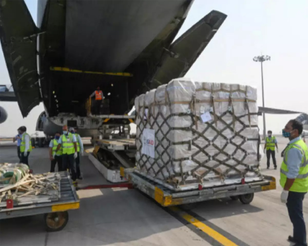 Outpouring of support from US for India, COVID-19 help touches USD half a billion