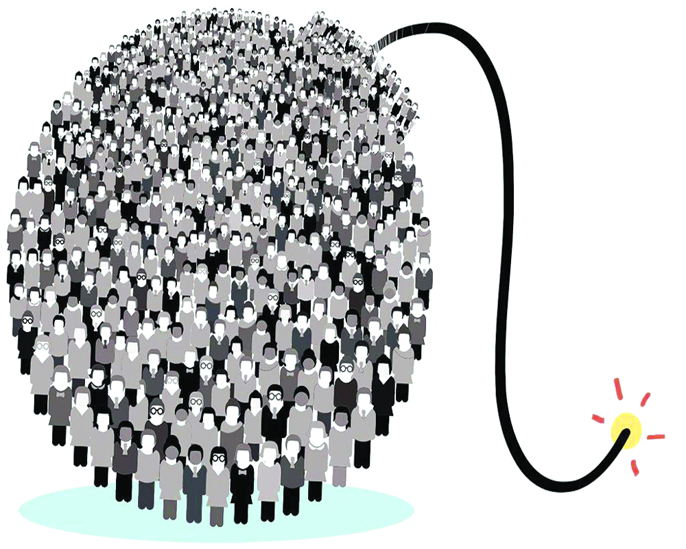 Overpopulation and poverty