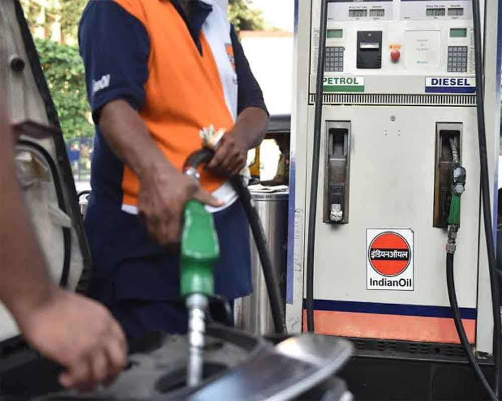 Petrol price up 15 paise, diesel 18 paise after over two-week hiatus