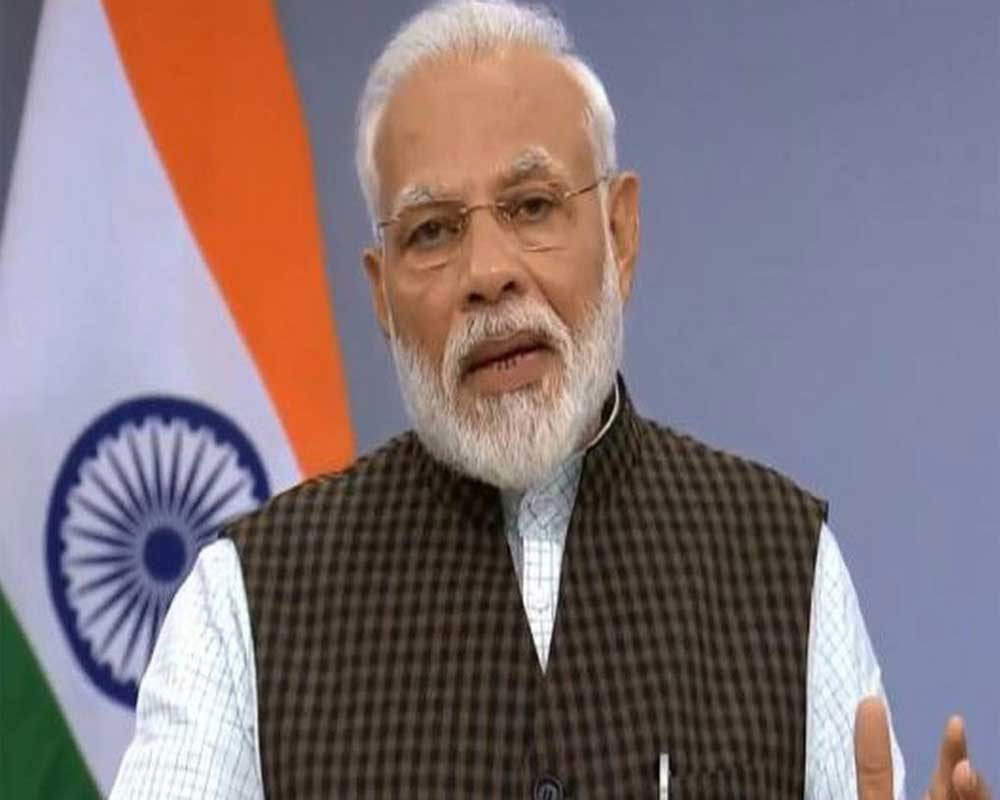 PM to interact with CMs on Thursday over COVID situation, vaccination drive