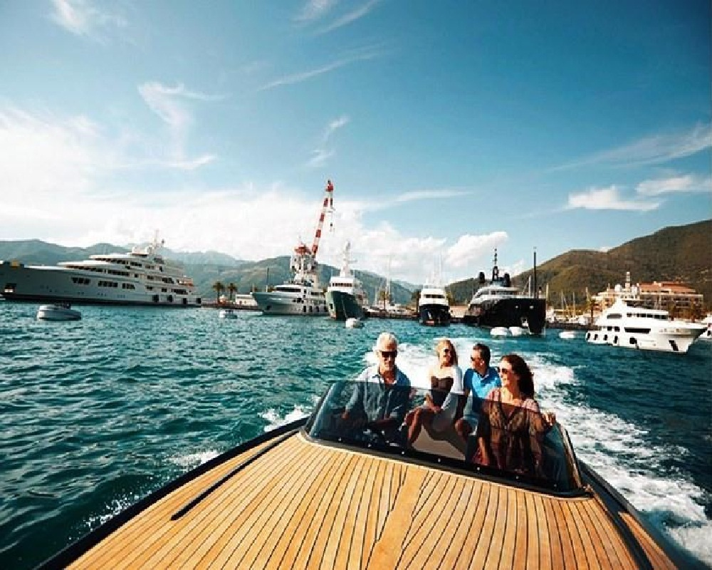 PORTO MONTENEGRO collaborates with TRAC for destination promotion in the Indian market