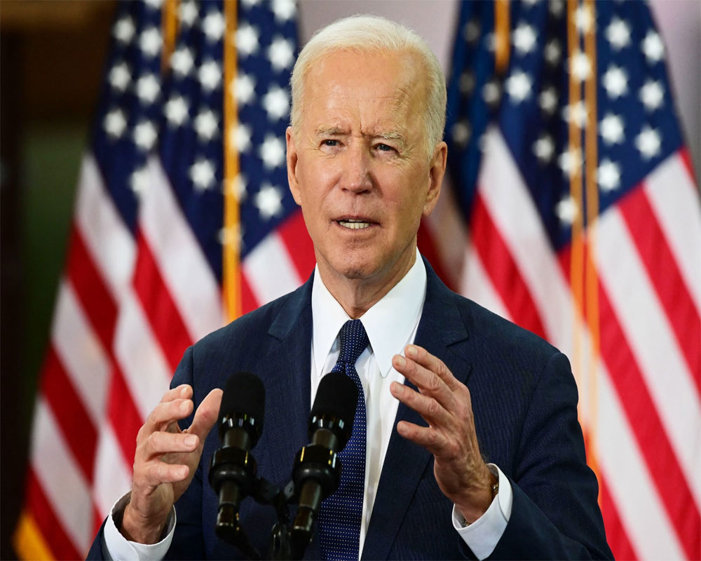 President Biden says all adult Americans will be vaccine eligible by April 19