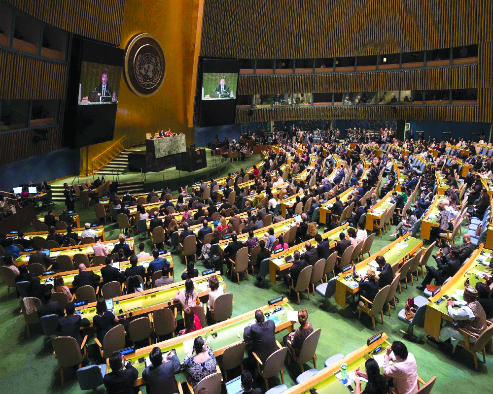 Pressing need for World Government and Global Parliament