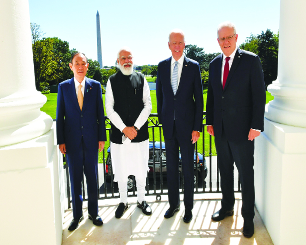 Quad vows to save Indo-Pacific region from China's coercion