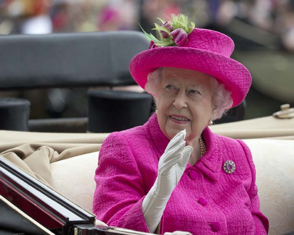 Queen's official birthday celebrations cancelled for second year